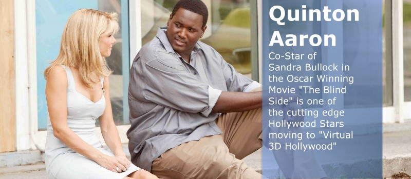 quinton aaron virtual celebrity islands in virtual 3d hollywood
